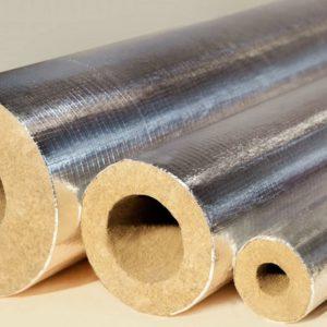 Цилиндры для изоляции трубопроводов